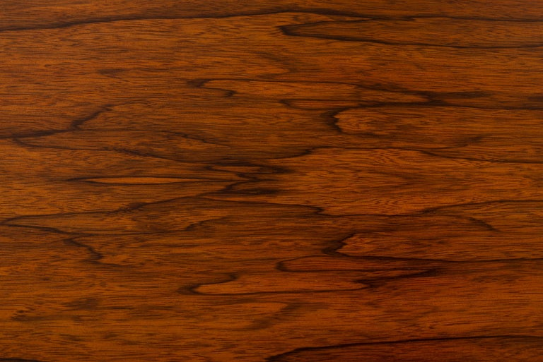 Rosewood Dining Table by Milo Baughman For Sale 2