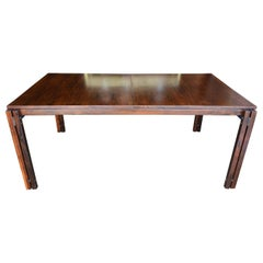 Rosewood Dining Table by Percival Lafer, circa 1970
