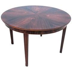 Rosewood Dining Table, Danish Design, 1960s