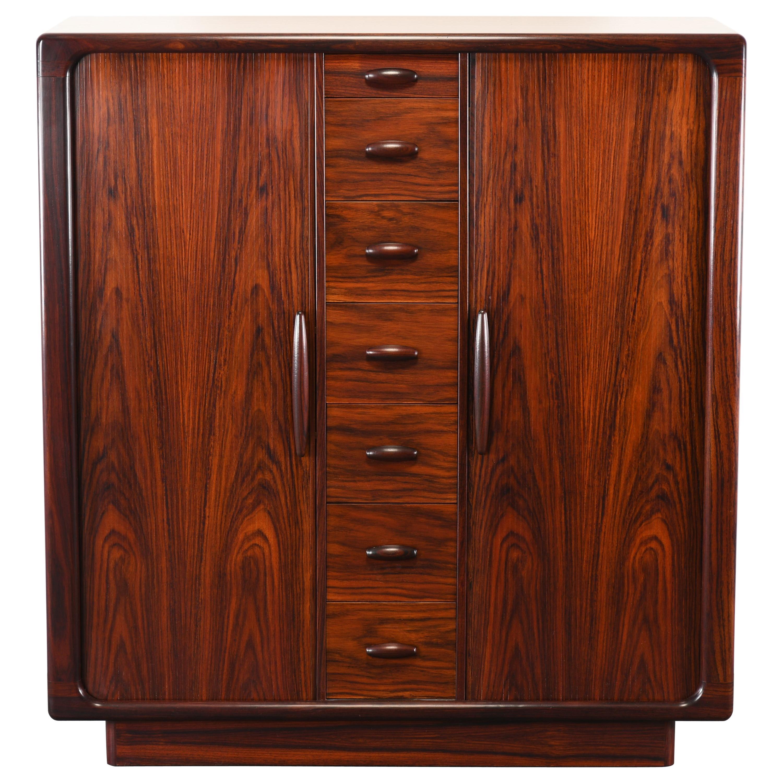 Rosewood Dresser by Dyrlund, 1976