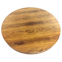 Rosewood Drum Dining Table by Robert Heritage for Archie Shine, 1960s