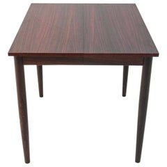 Rosewood Folding Danish Dining Table
