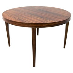 Rosewood Folding Dining Table in Danish Design, 1960s