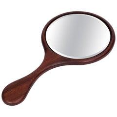Rosewood Hand Mirror