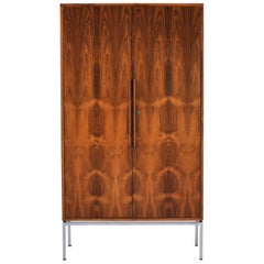 Rosewood Highboard from the 1960s