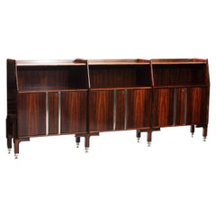 Rosewood Mid-Century Modern Dassi Long Sideboard