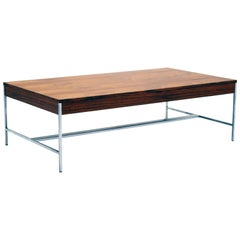 Rosewood Model 5751 George Nelson Coffee Table