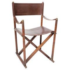 Rosewood Mogens Koch MK-16 Safari Chair