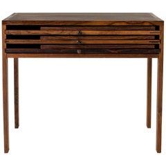 Rosewood Nesting Table by Illum Wikkelsø