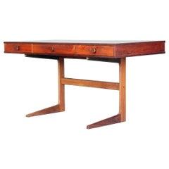 Rosewood Nordic Desk