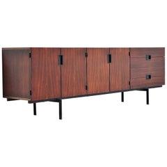 Rosewood Pastoe DU03 Sideboard Cees Braakman, Holland, 1958