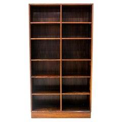 Rosewood Shelf Bookcase