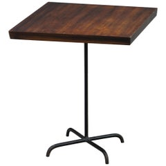 Rosewood Side Table by Carlo Hauner and Martin Eisler, Brazilian Midcentury