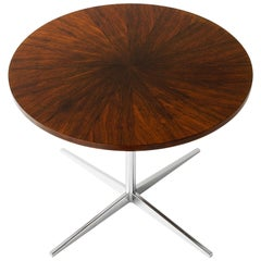 Rosewood Side Table by Wilhelm Renz