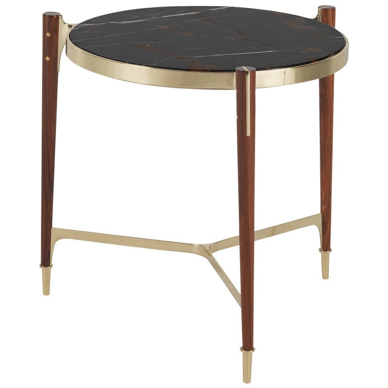 Rosewood Side Table For Sale