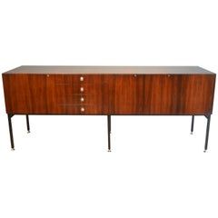 Rosewood Sideboard by Alain Richard