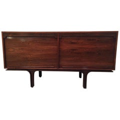 Rosewood Sideboard by Gianfranco Frattini Produced by Bernini, Italy ca. 1957