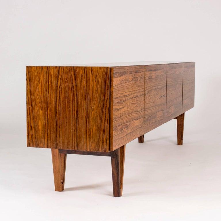 Scandinavian Modern Rosewood sideboard by Ib Kofod Larsen For Sale