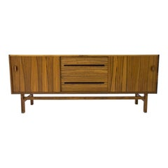 Rosewood Sideboard by Nils Jonsson, Scandinavian Modern, 1960s