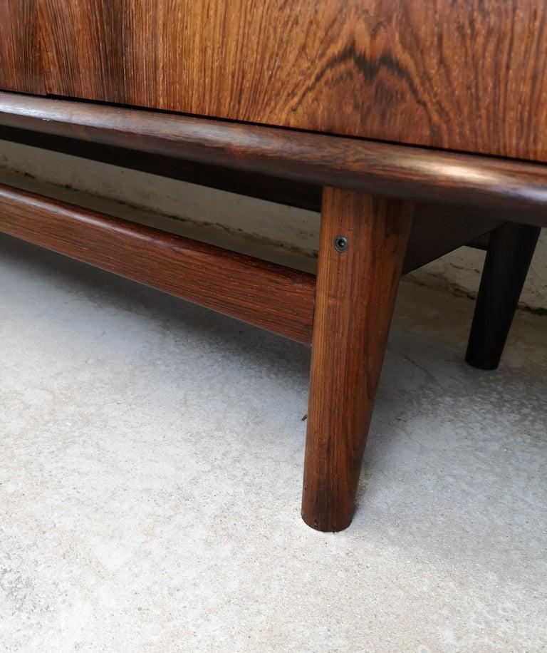 Mid-Century Modern Rosewood Sideboard