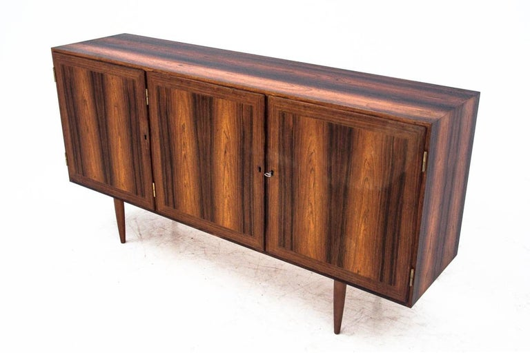 Danish Rosewood Sideboard, Denmark, 1960s For Sale