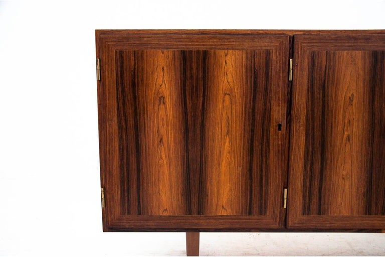 Rosewood Sideboard, Denmark, 1960s For Sale 1