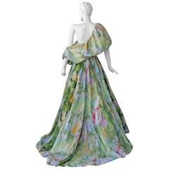 "Rosie Assoulin ""Monet"" Inspired Runway Gown NWT"