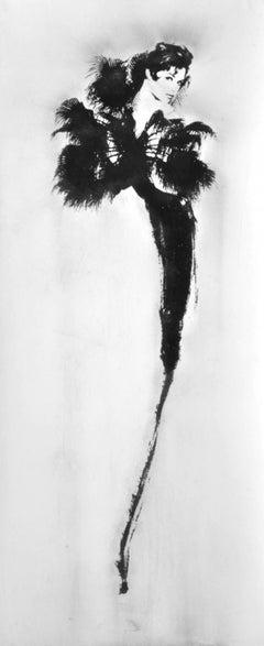 Brigitte Bardot, Rosie Emerson, Contemporary Art, Figurative Art