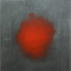 Untitled, Abstract Painting - Original artwork by Ross Bleckner