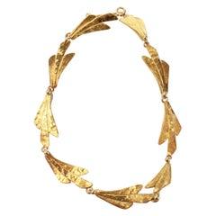 Ross Coppelman Modern Gold Bracelet