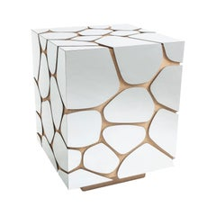 Rossana Orlandi Aqua Cube Mini Bar by Francesco Messina for Cypraea