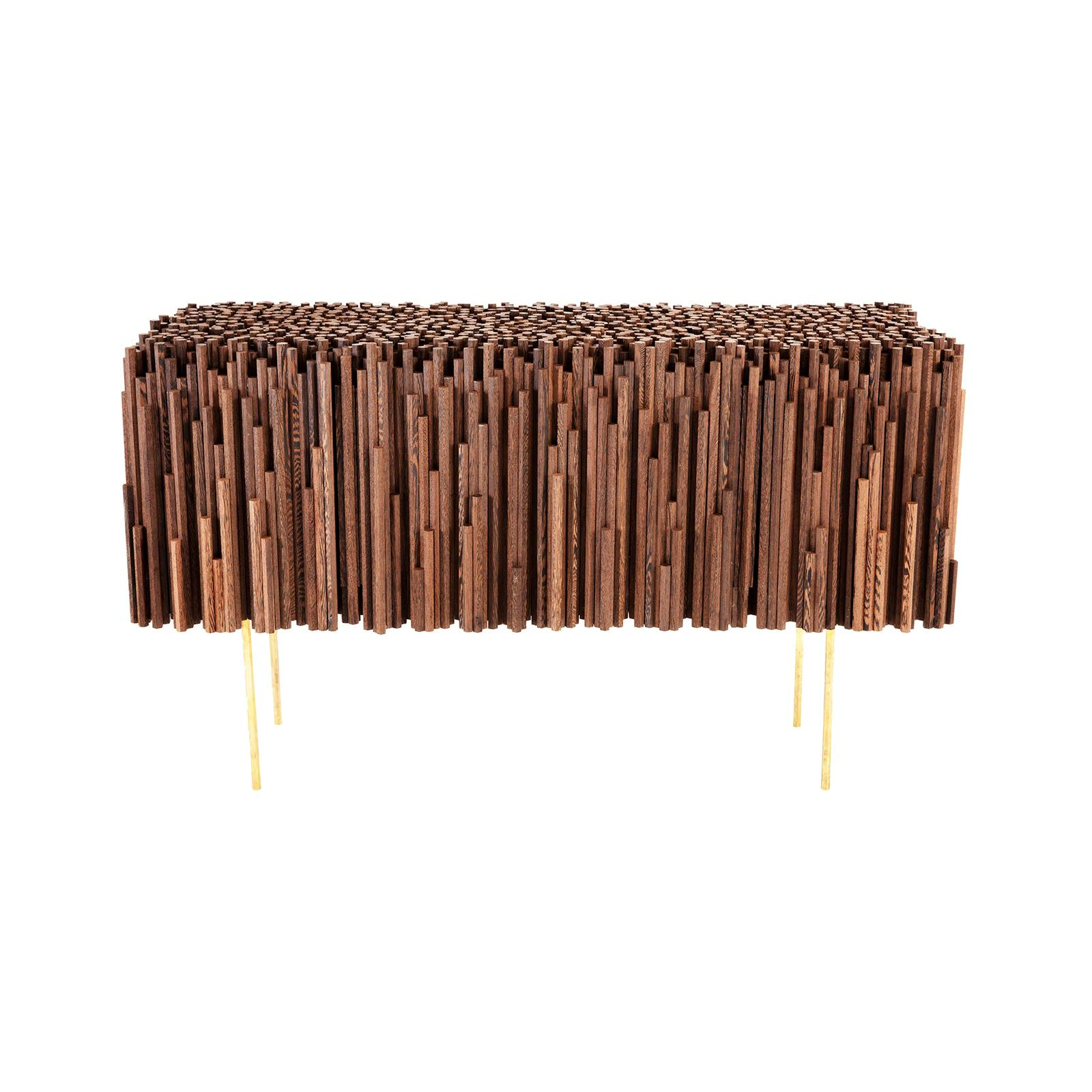 Rossana Orlandi Rochester Sideboard in Wenge by Francesco Messina for Cypraea