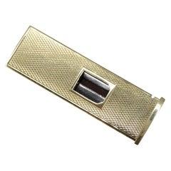 Rostfrei Pfeilring Solingen 14k Gold Cigar Cutter