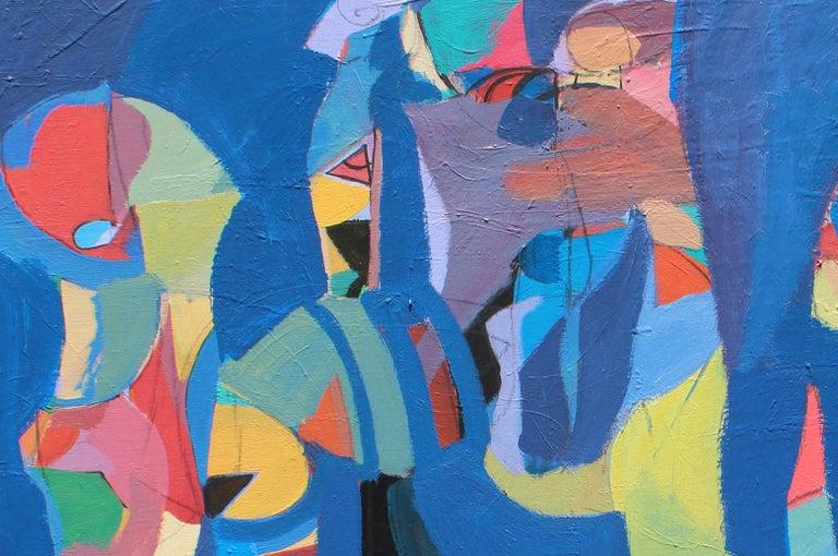 Harmony - Painting by Rostom