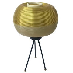 Rotaflex Table Lamp Disderot ARP Guariche Mortar Motte Design 1950s Table Lamp