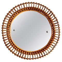 Round Bonacina Mirror