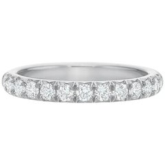 Round Brilliant Diamond Eternity Band '1.00 Carat'