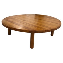 Round Coffee Table, 1970