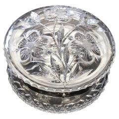 Round Crystal Box