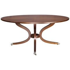 Round Dessin Fournir Dining Table or Centre Table