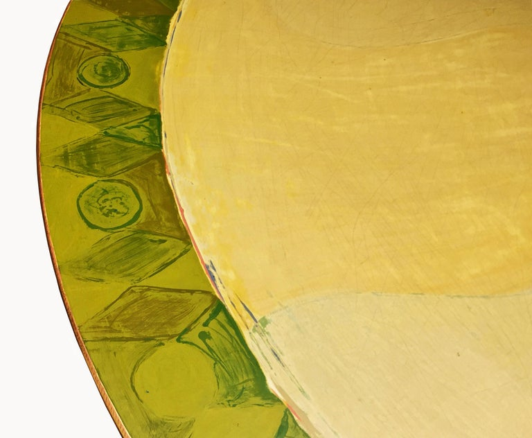 Round Dining or Center Table by Randy Shull, USA, 1999 2