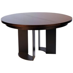 Round Dining Table by Antoine Proulx