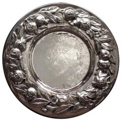 Round Fruit Platter