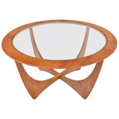 Round G Plan Astro Coffee Table #1
