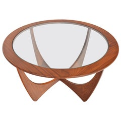 Round G Plan Astro Coffee Table #2