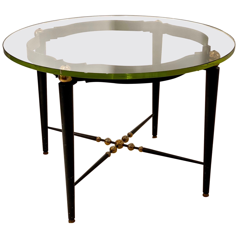 Round Italian Table, 1940s