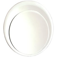 Round Italian Vintage Mirror