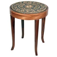 Round Medallion Table Collection by Gregory Clark Collection