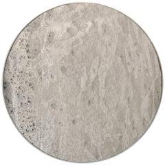 Round 'Moon' Mirror