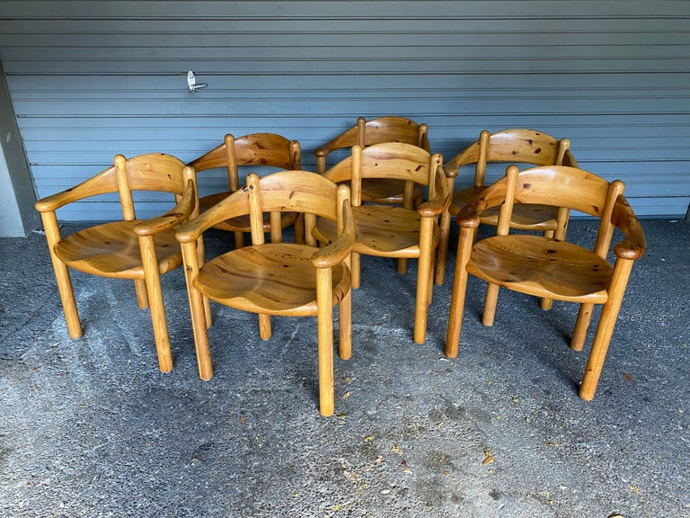 Round or Oval Dining Table with Leaf by Rainer Daumiller, Denmark, 1960s For Sale 6